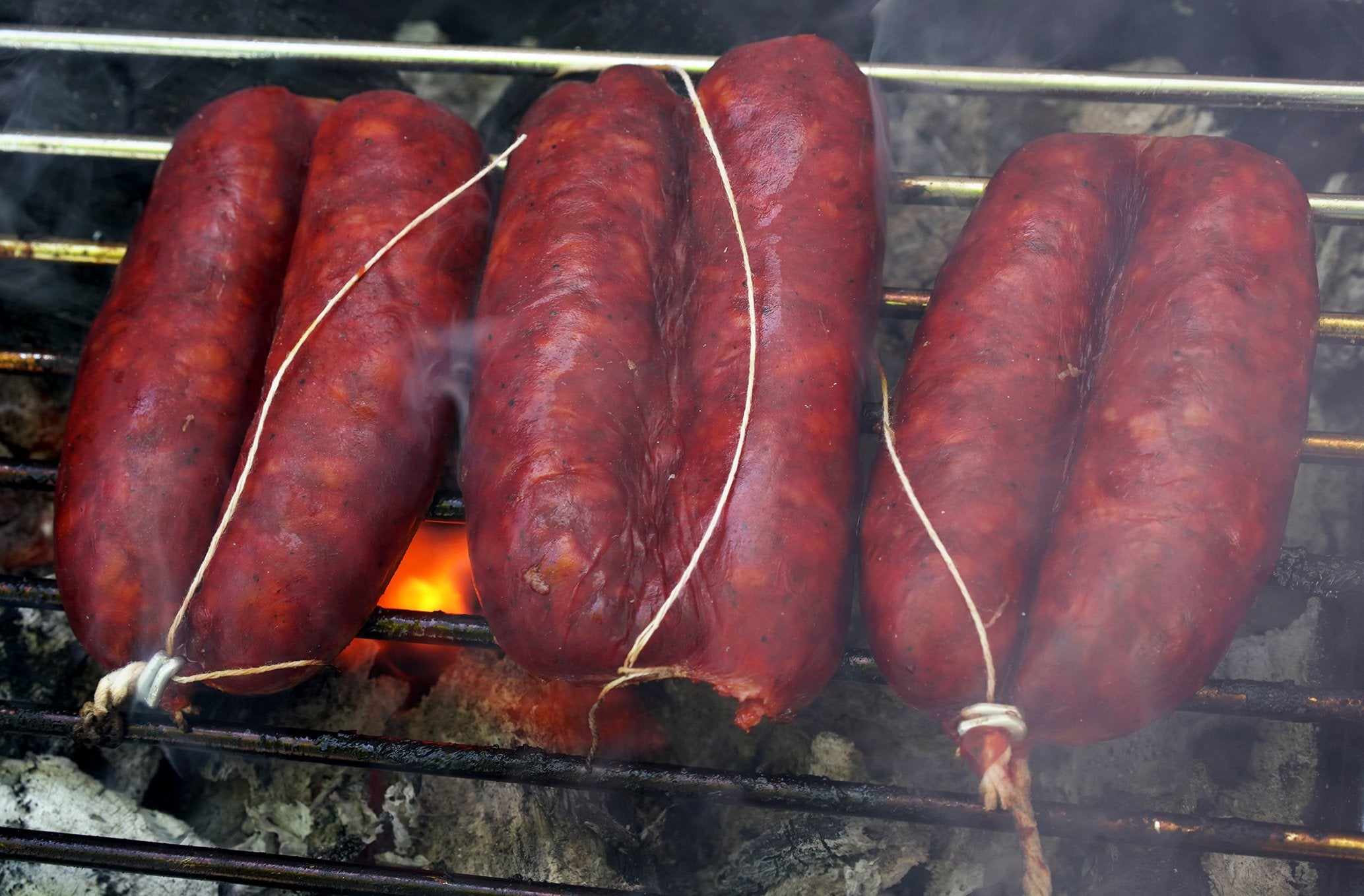Chorizo (pack of 4) for sale - Parson's Nose