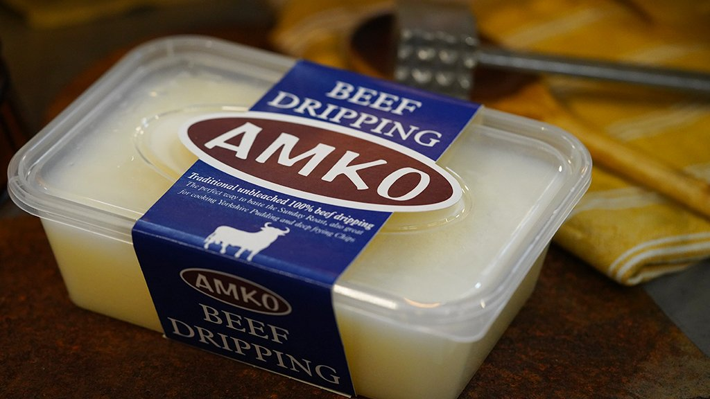 Beef Dripping Amko