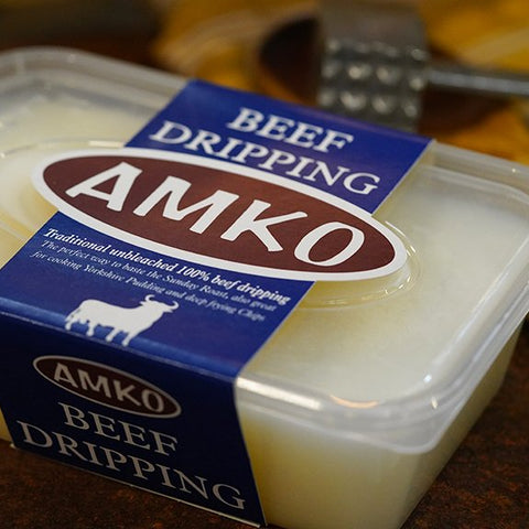 400g Beef Dripping Amko for sale - Parsons Nose