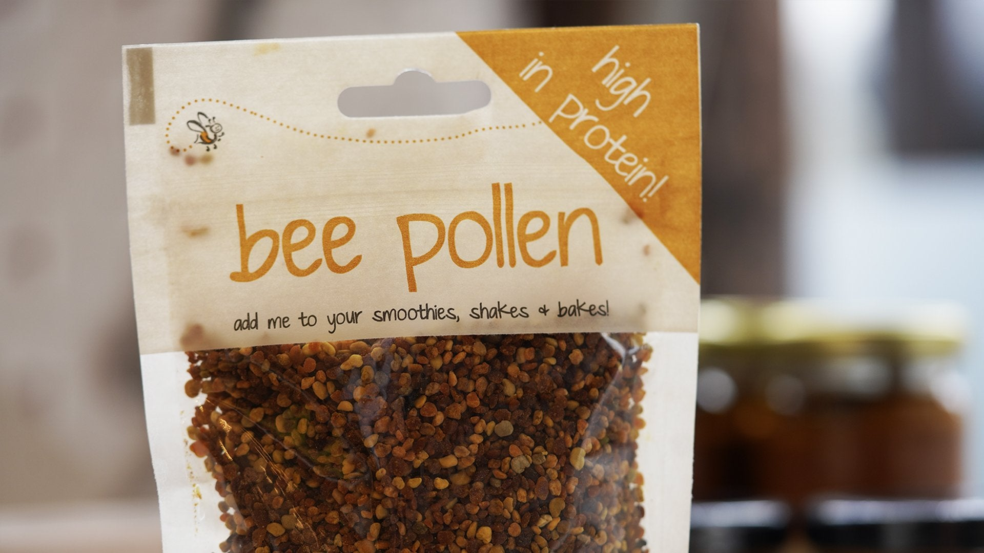 Hilltop Bee Pollen for sale - Parsons Nose