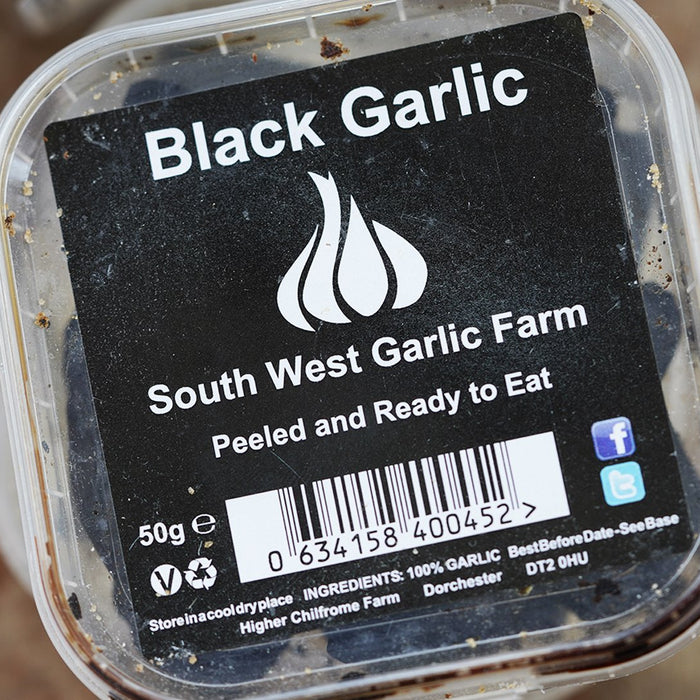 Black Garlic (ready to eat)