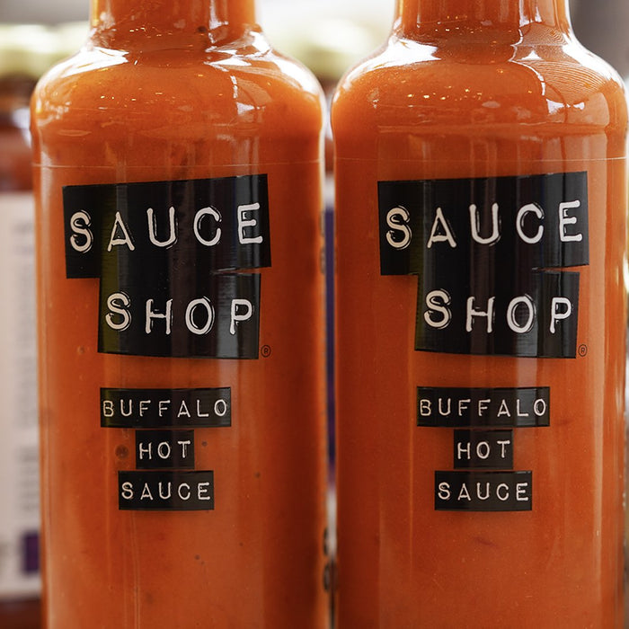 150ml Sauce Shop Buffalo Hot Sauce for sale - Parsons Nose