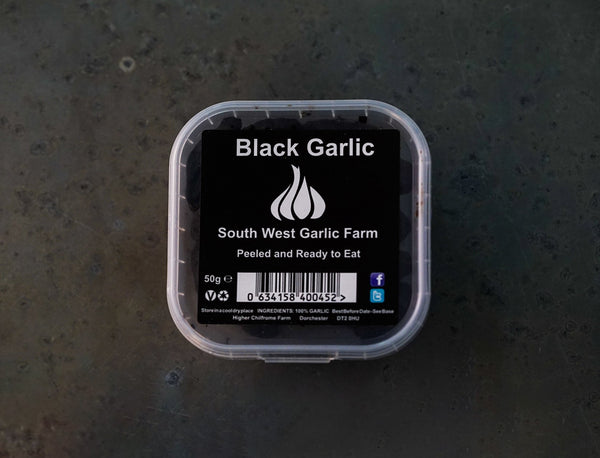 Black Garlic (Ready to Eat) for sale - Parsons Nose