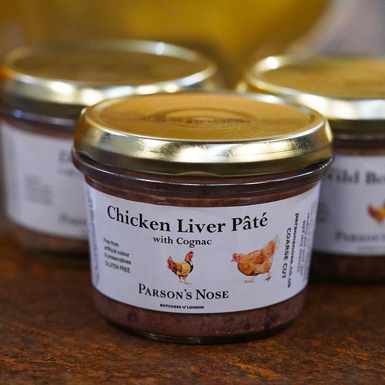 Pâté (Chicken Liver) for sale - Parsons Nose