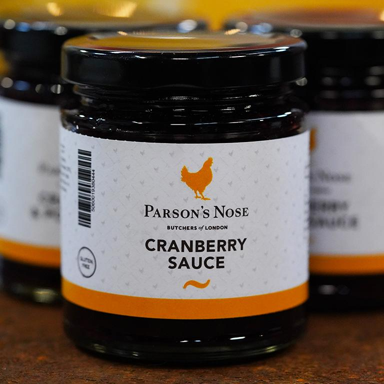 Cranberry Sauce for sale - Parsons Nose