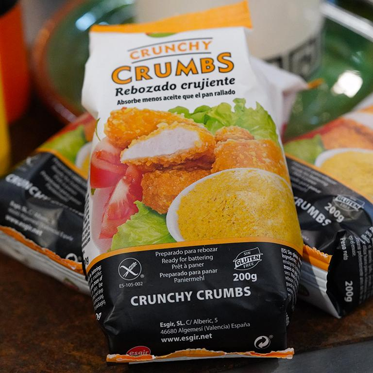 200g Crunchy Crumbs for sale - Parsons Nose