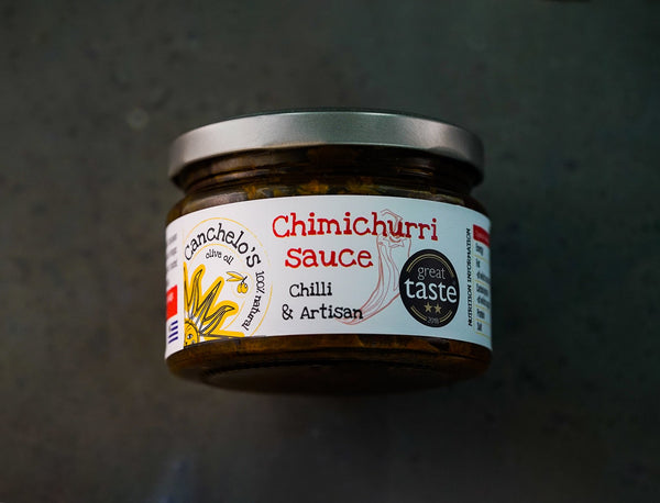 282ml Chimichurri Sauce (Spicy) for sale - Parsons Nose