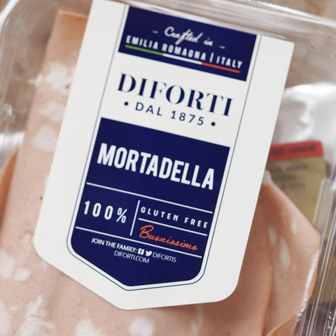 Diforti Mortadella Cured Pork
