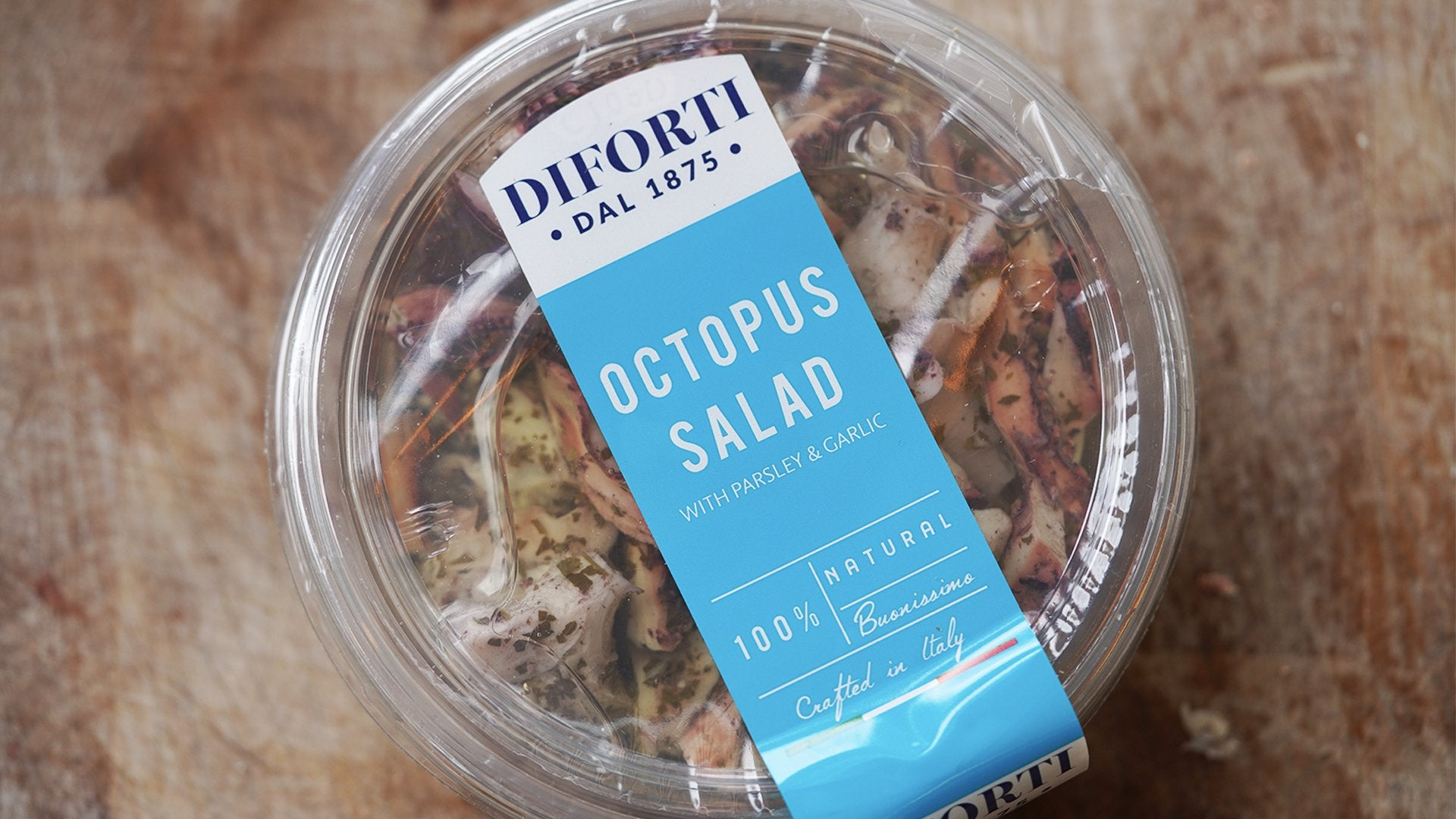 Diforti Octopus Salad