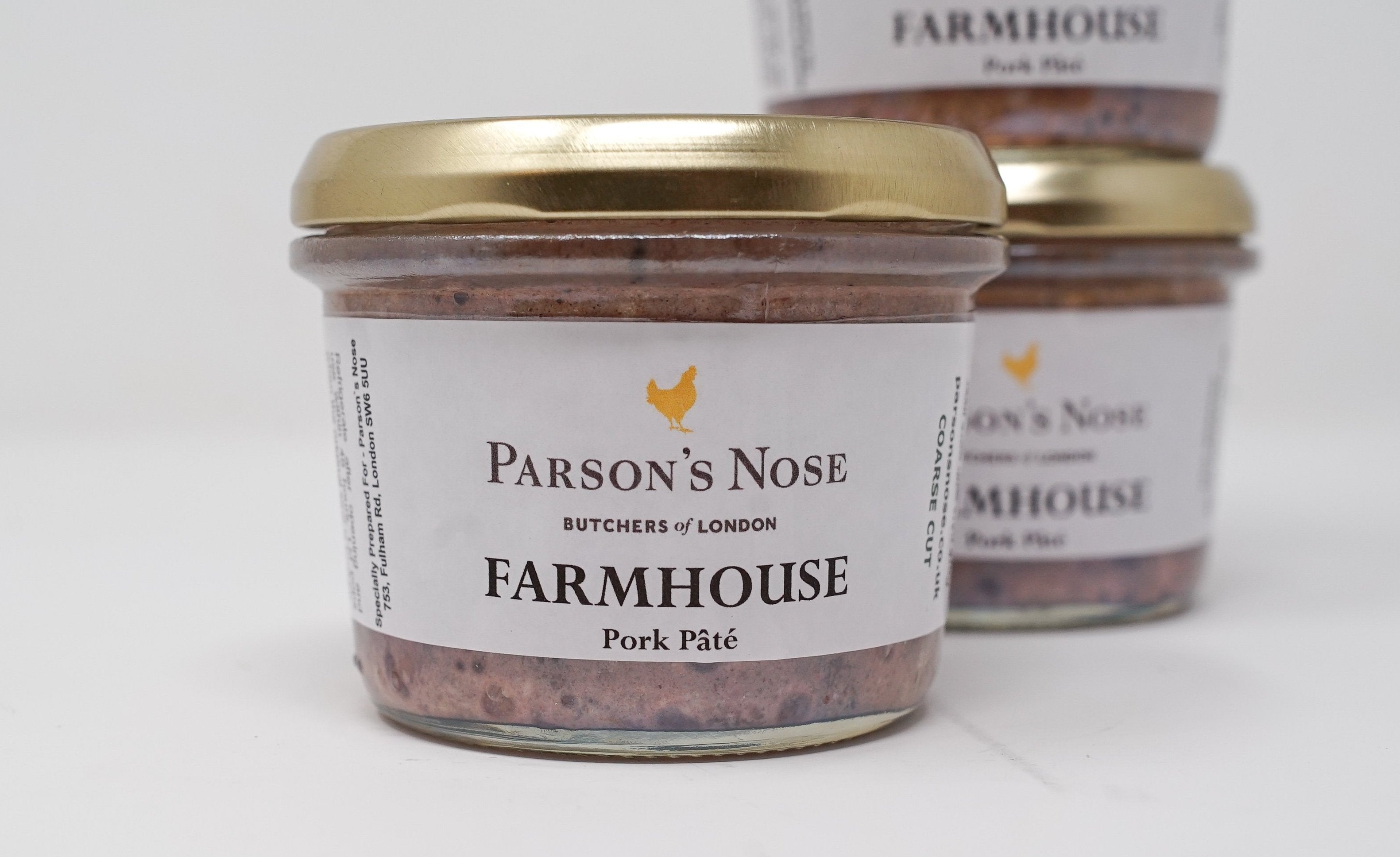 Paté (Farmhouse Pork- Small) for sale - Parsons Nose