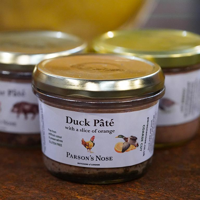 Paté (Duck- Small) for sale - Parsons Nose
