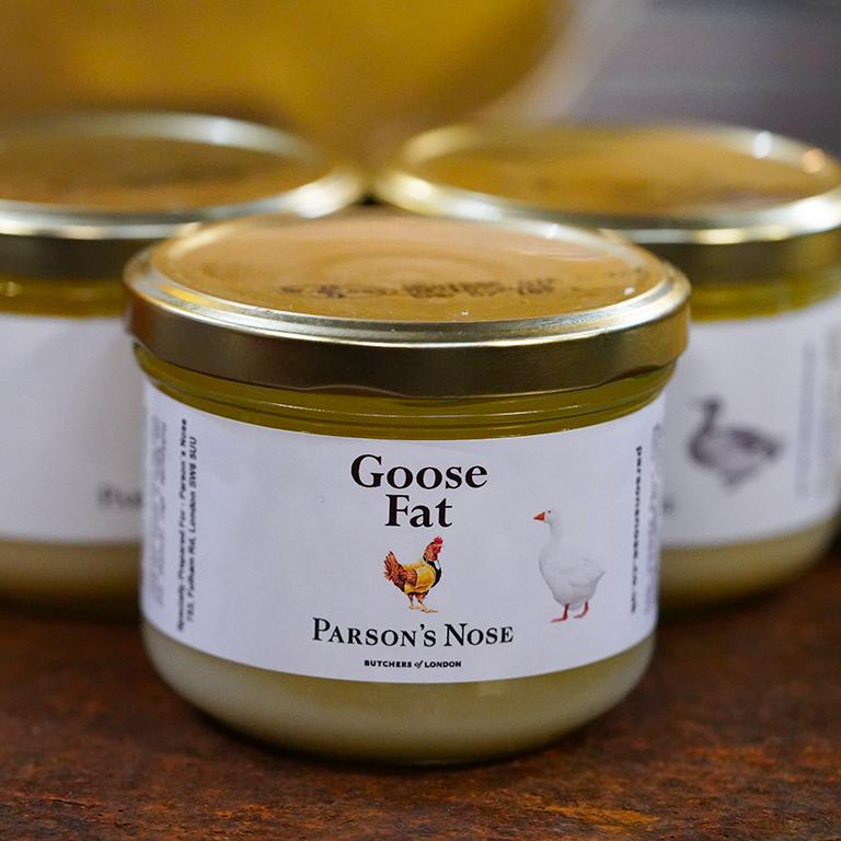 Goose Fat for sale - Parsons Nose