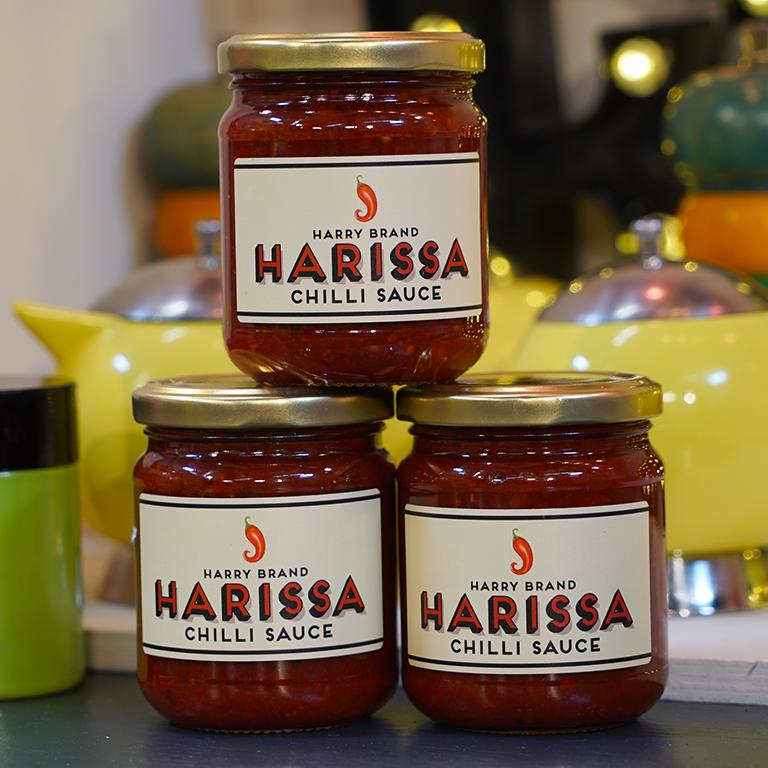 210g Harissa Jar for sale - Parsons Nose