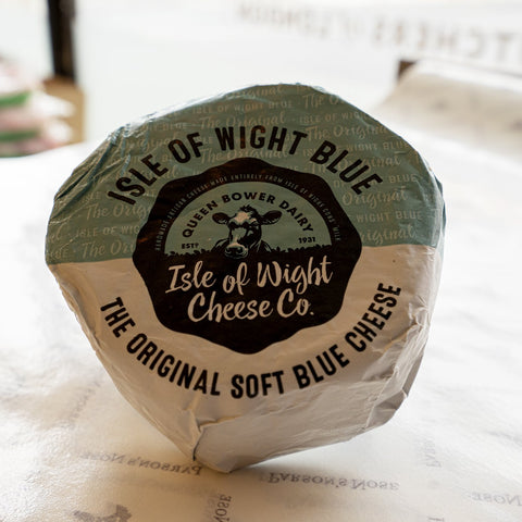 Isle of White Blue (Soft Blue Cheese) for sale - Parson's Nose