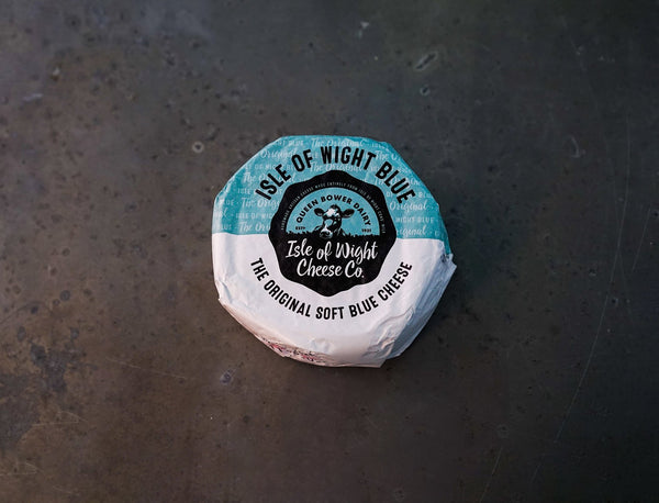 Isle of Wight Blue (Soft Blue Cheese) for sale - Parson's Nose