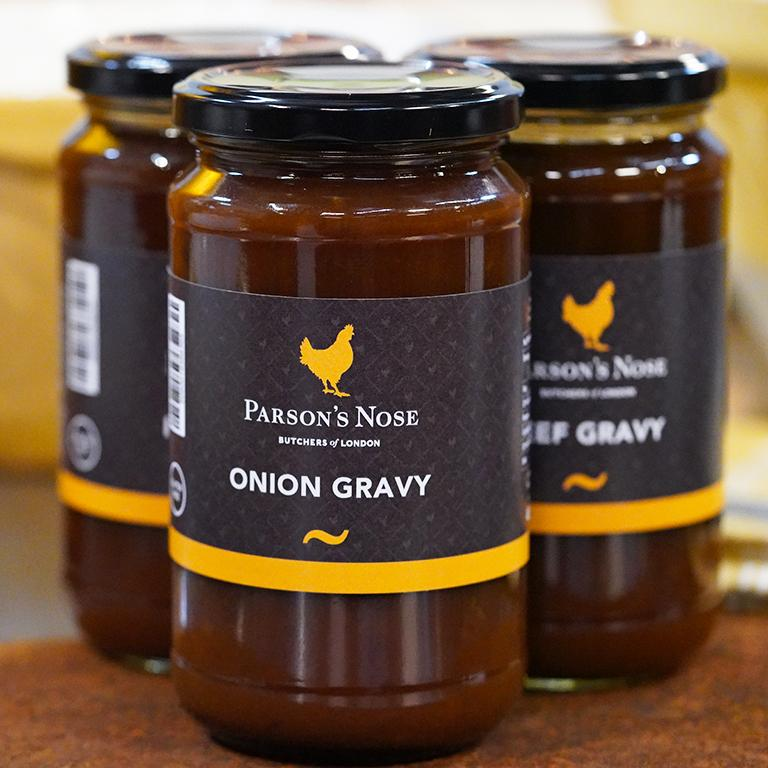 Onion Gravy for sale - Parsons Nose