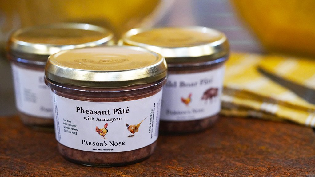 Paté (Pheasant) for sale - Parsons Nose