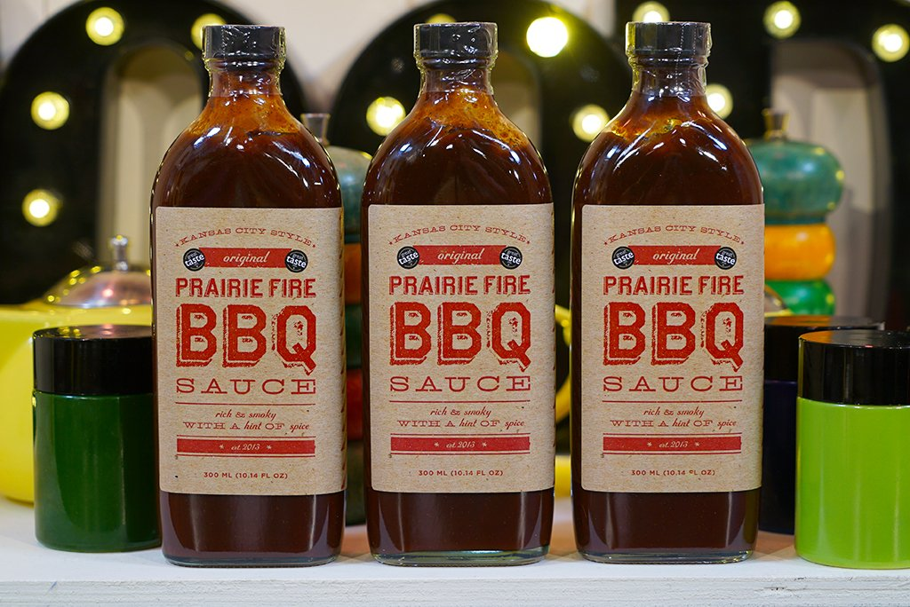 300ml Prairie Fire BBQ Sauce (original) for sale - Parsons Nose