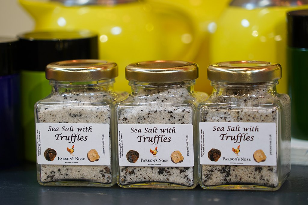 Sea Salt with Truffles for sale - Parsons Nose