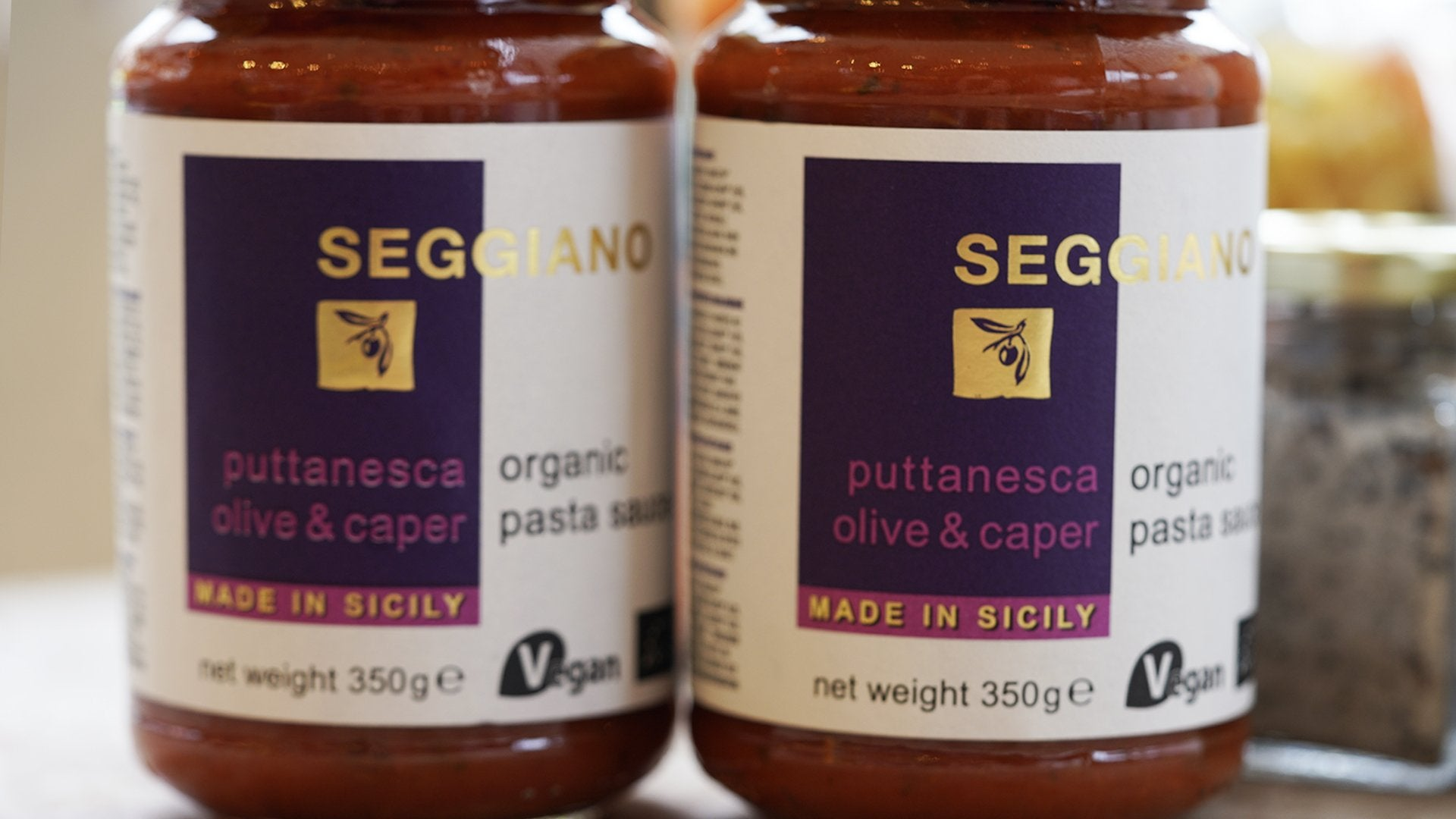 Seggiano Puttanesca Pasta Sauce for sale - Parsons Nose