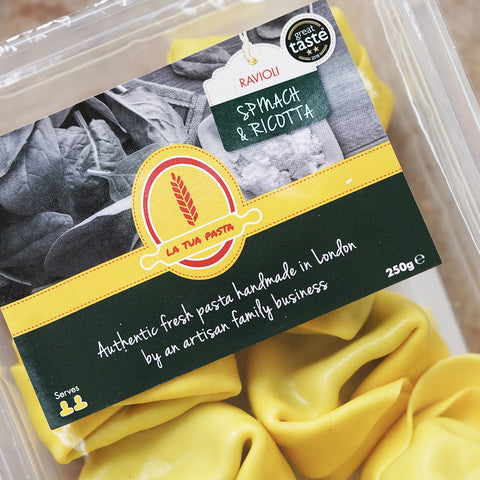 Spinach & Ricotta Tortelloni for sale - Parsons Nose