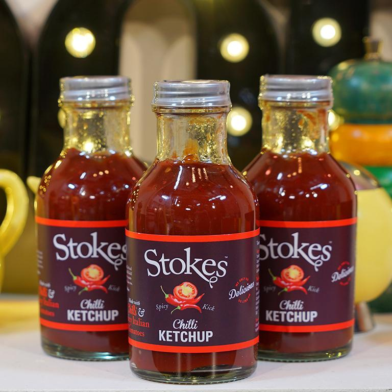 300g Stokes Chilli Ketchup for sale - Parsons Nose