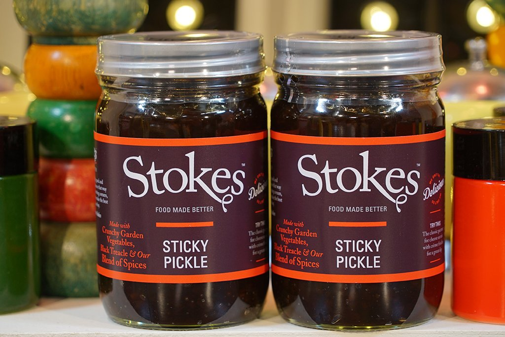 430g Stokes Sticky Pickle Sauce for sale - Parsons Nose
