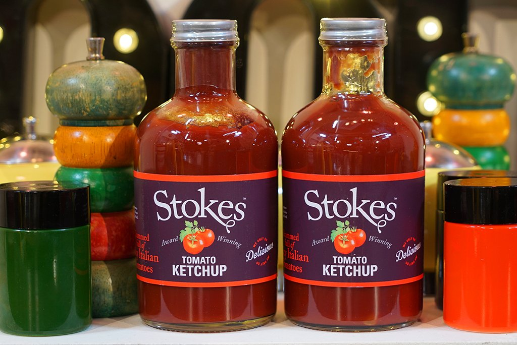 Stokes Tomato Ketchup for sale - Parsons Nose