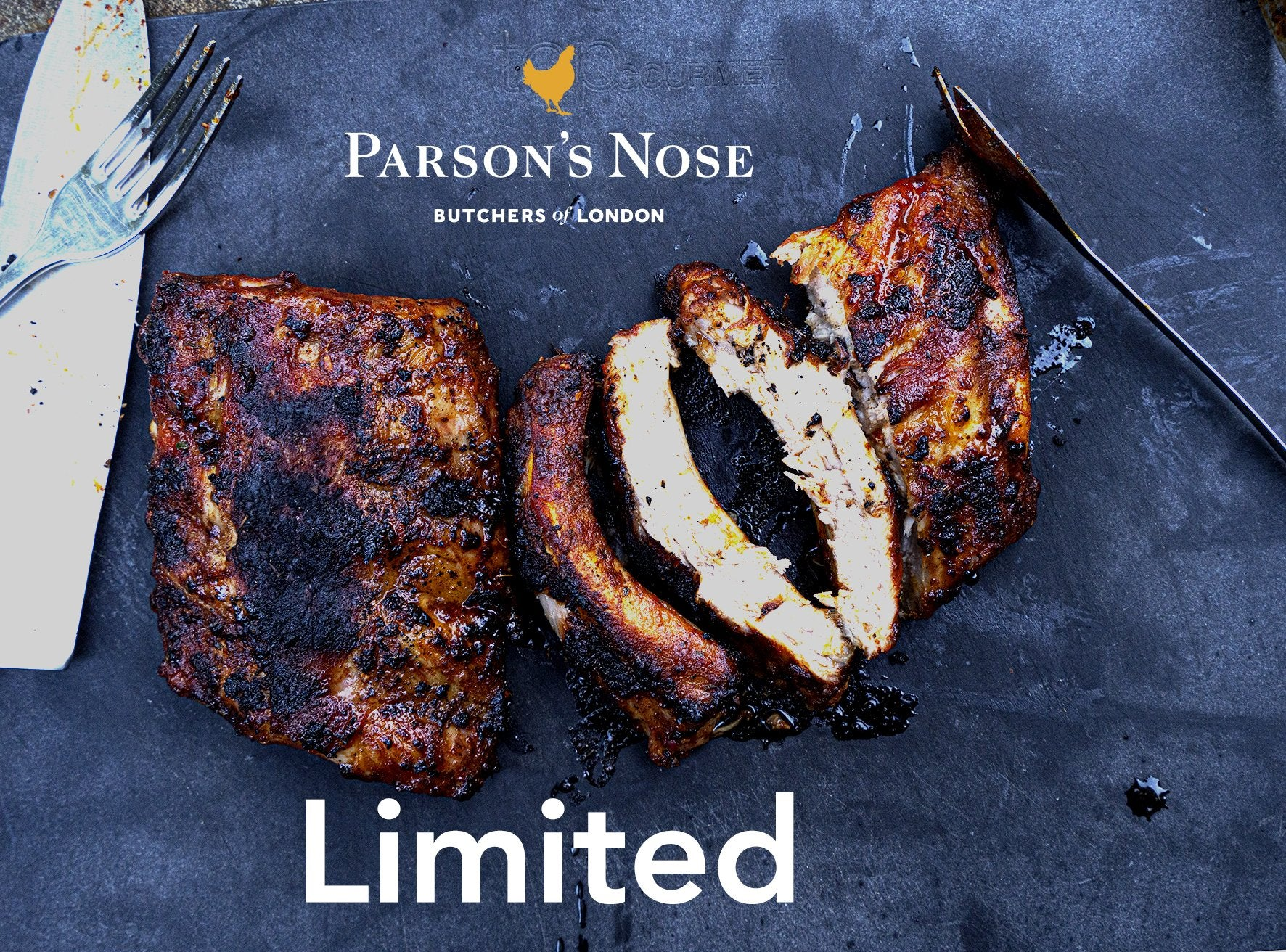 Baby Back Ribs (Marinated) for sale - Parson's Nose
