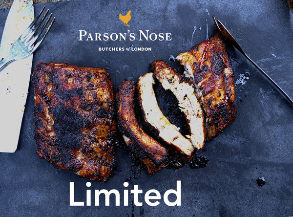 Pork Baby Back Ribs (Marinated) for sale - Parson's Nose