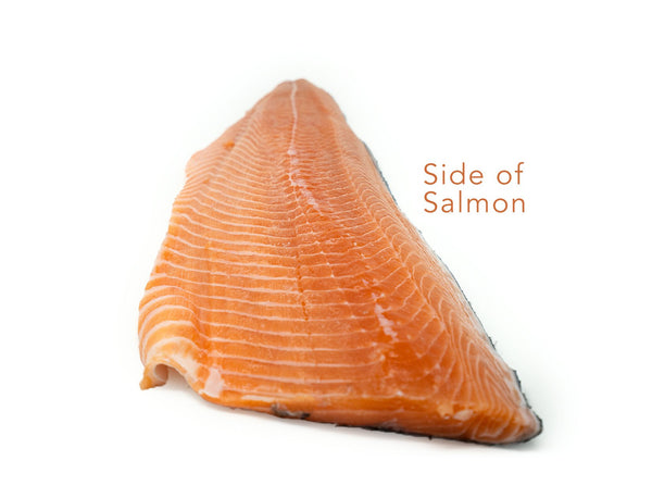 Salmon Side for sale - Parson's Nose
