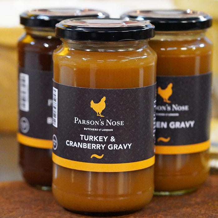 Turkey & Cranberry Gravy for sale - Parsons Nose