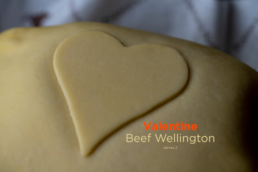 Valentine Beef Wellington for sale - Parson's Nose
