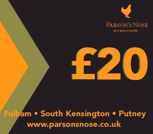 Gift Card Gift Card £20 (in store ONLY) for sale - Parson's Nose