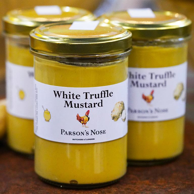 White Truffle Mustard for sale - Parsons Nose