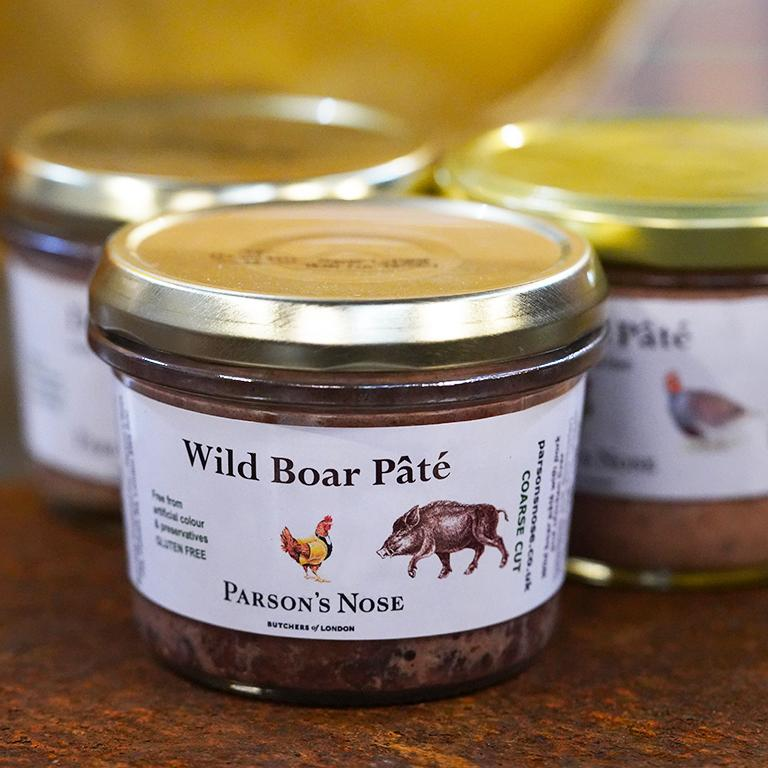 Paté (Wild Boar- Small) for sale - Parsons Nose