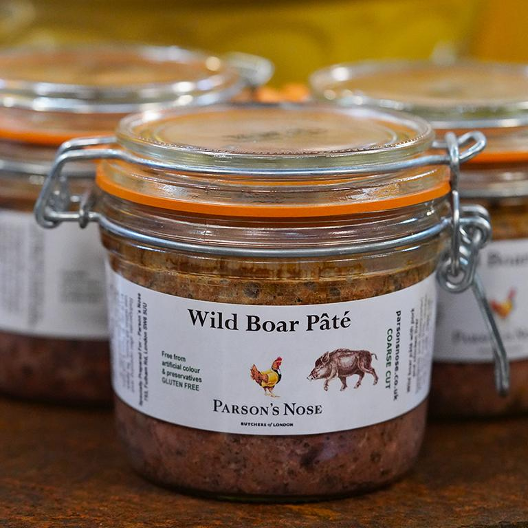 Paté (Wild Boar - Large) for sale - Parsons Nose