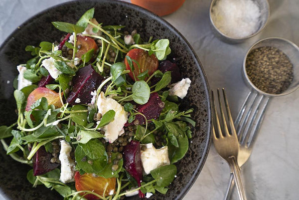 Puy Lentils and Roast Beetroot Salad for sale - Parson's Nose