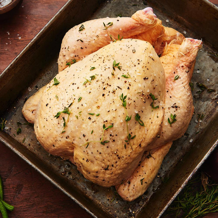 Whole Chicken Label Anglais for sale - Parsons Nose