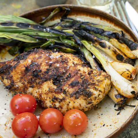 Chicken Breast (marinated in Greek Passion)