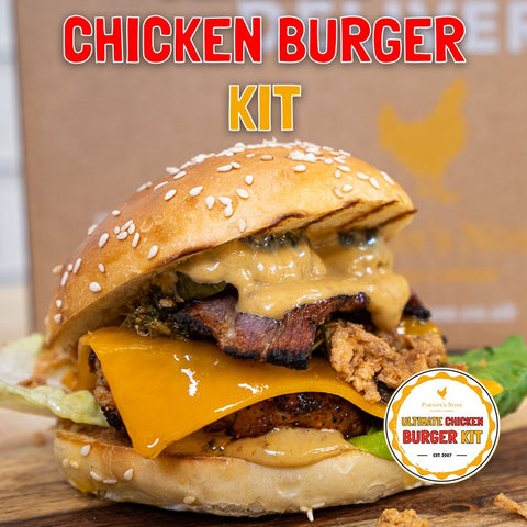 Ultimate Chicken Burger