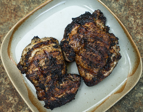 Chicken Thighs (Marinated and Boneless) for sale - Parson's Nose