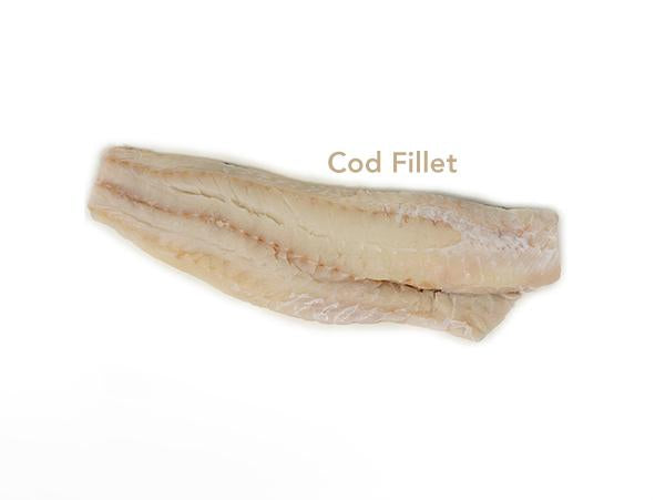 Cod Fillets (1kg) for sale - Parson's Nose
