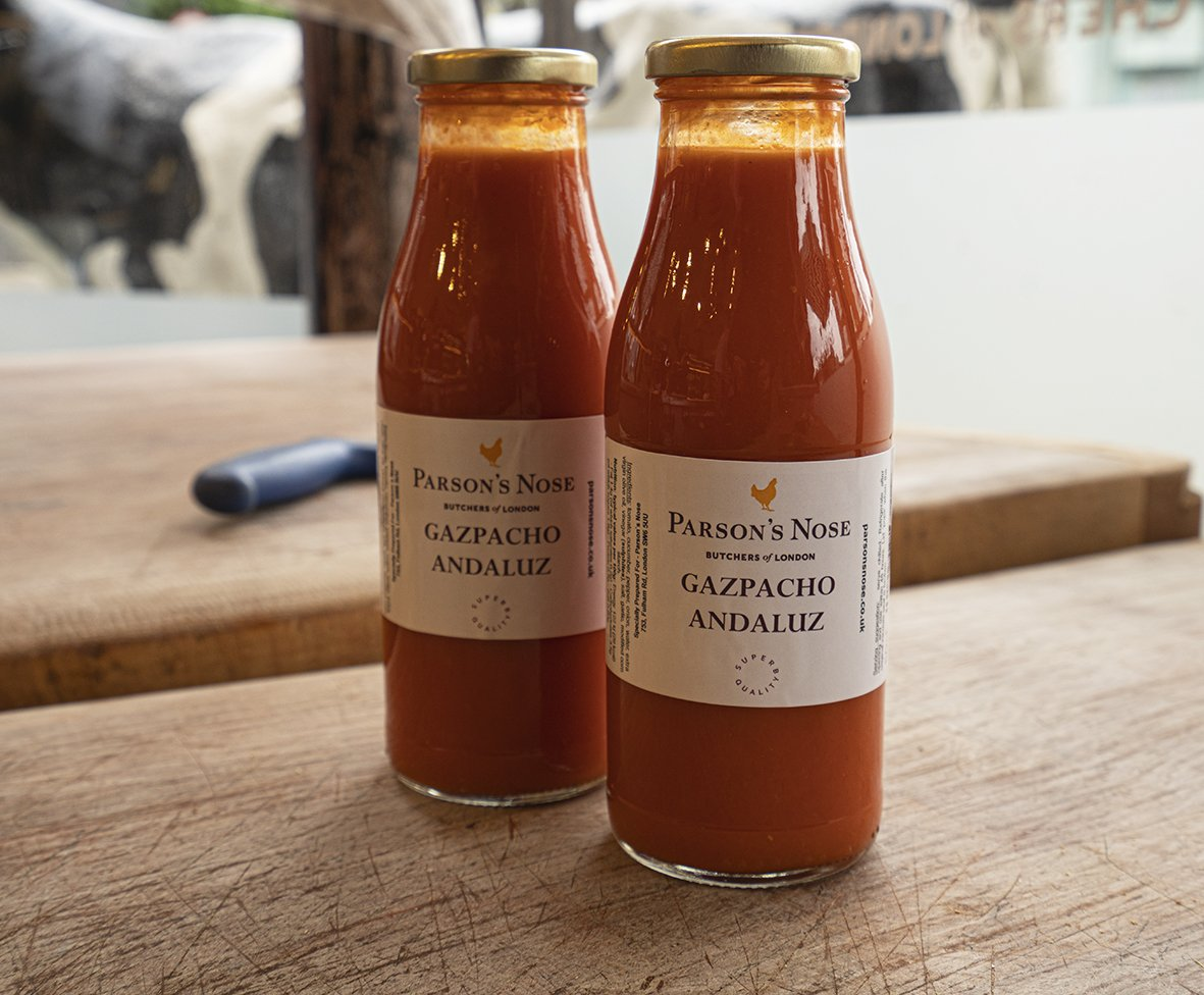 Soup (Gazpacho Andaluz) for sale - Parson's Nose