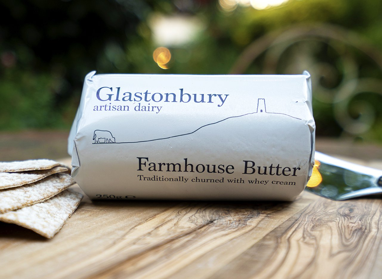 Glastonbury Farmhouse Butter for sale - Parson's Nose