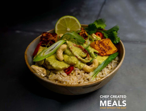 Thai Green Curry for sale - Parson's Nose