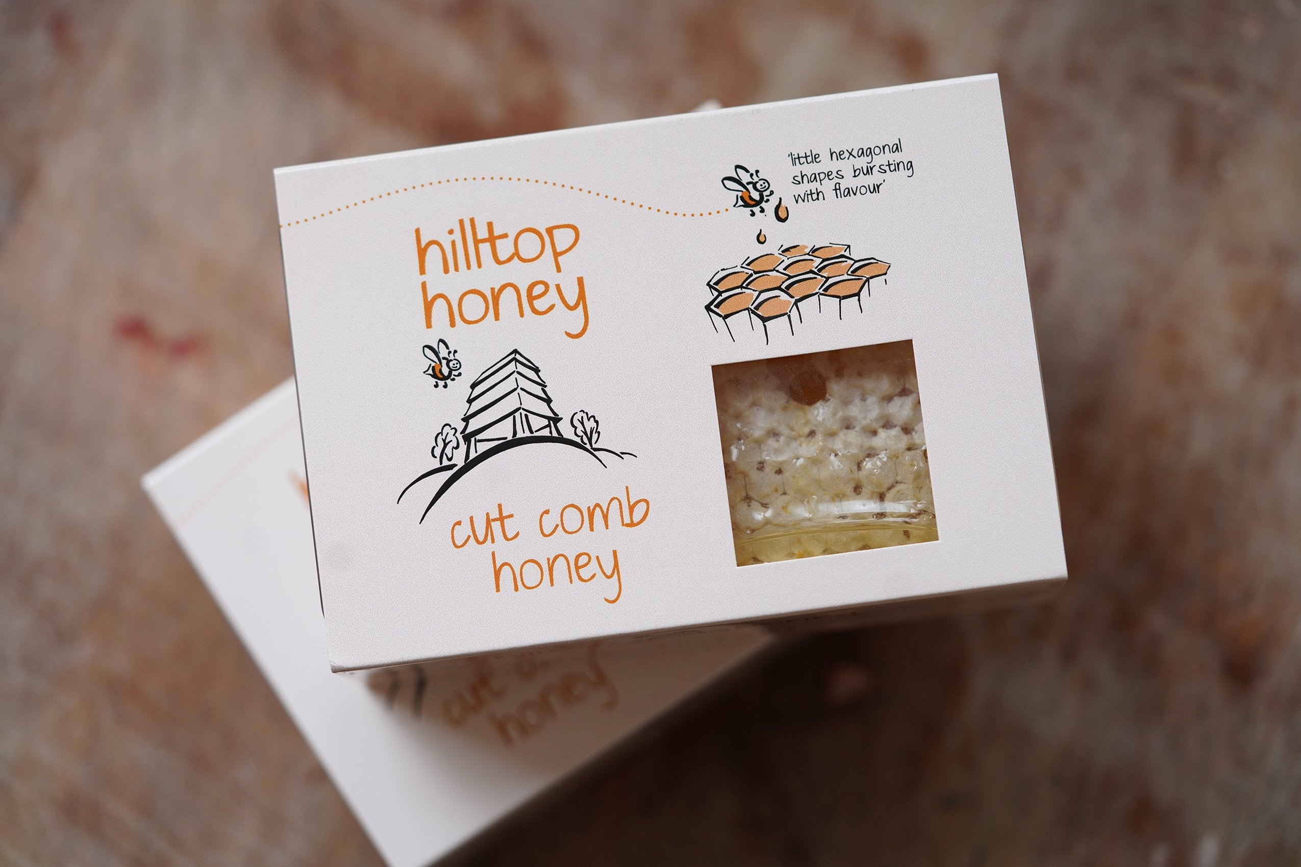 Hilltop Honey Cut Comb for sale - Parsons Nose