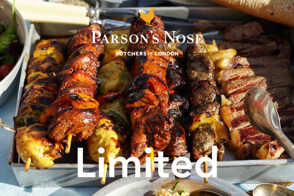 Kebab for sale - Parson's Nose