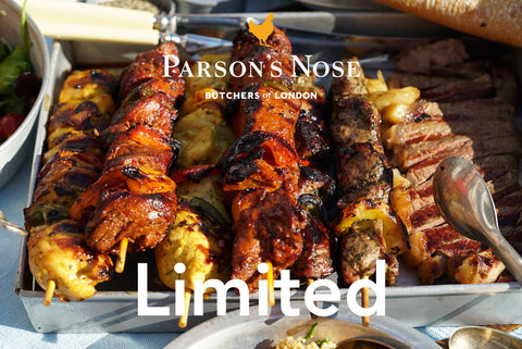 Kebabs for sale - Parson's Nose