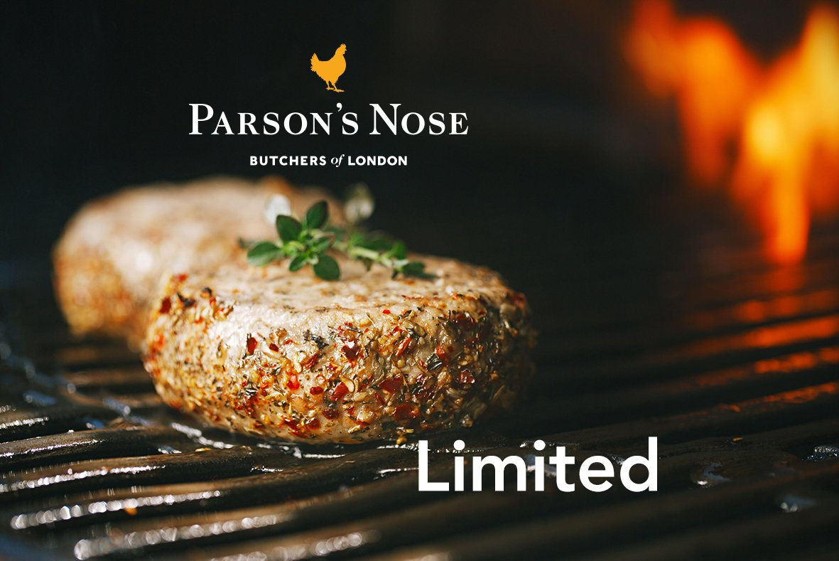 Lamb Burger for sale - Parson's Nose